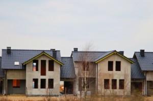 Stavba rodinných domků